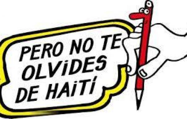 El genial dibujante Antonio Fraguas 'Forges' inició una campaña solidaria con Haití en sus caricaturas.